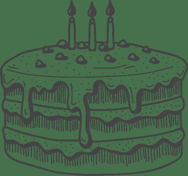 fêtez votre anniversaire